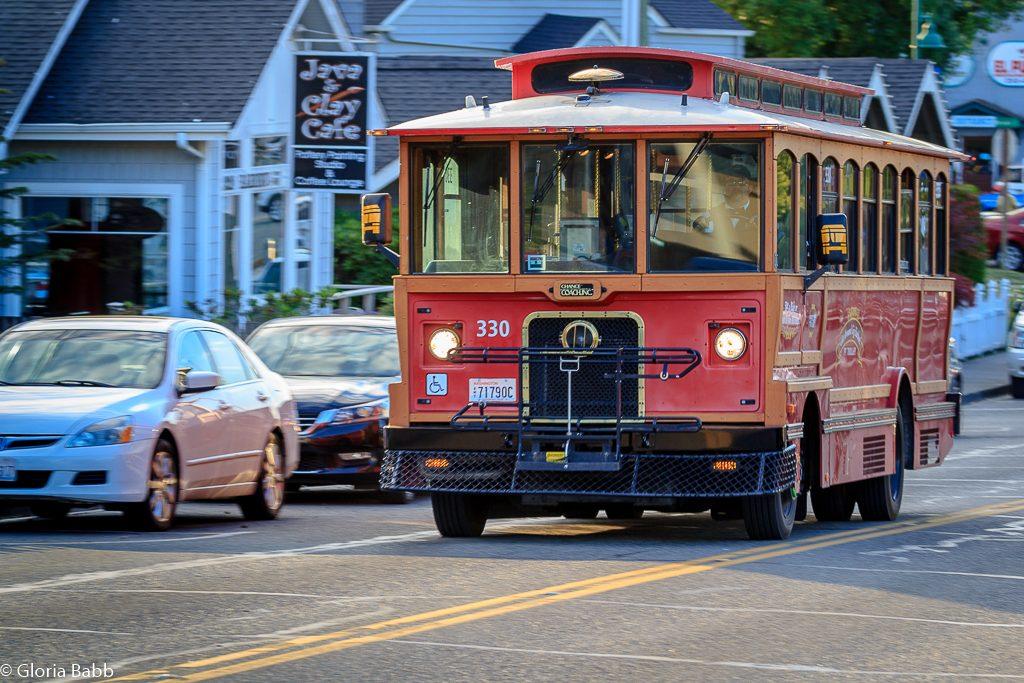 Gig Harbor Trolley - All Aboard!