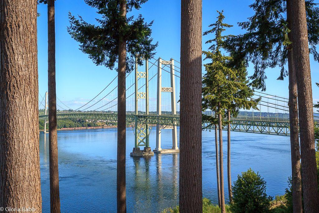 Tacoma Narrows Bridge to Gig Harbor